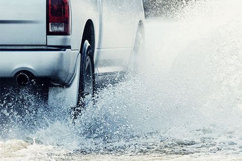 Vehicles must be reliably sealed to keep moisture outside of the car (Source: Rampf)