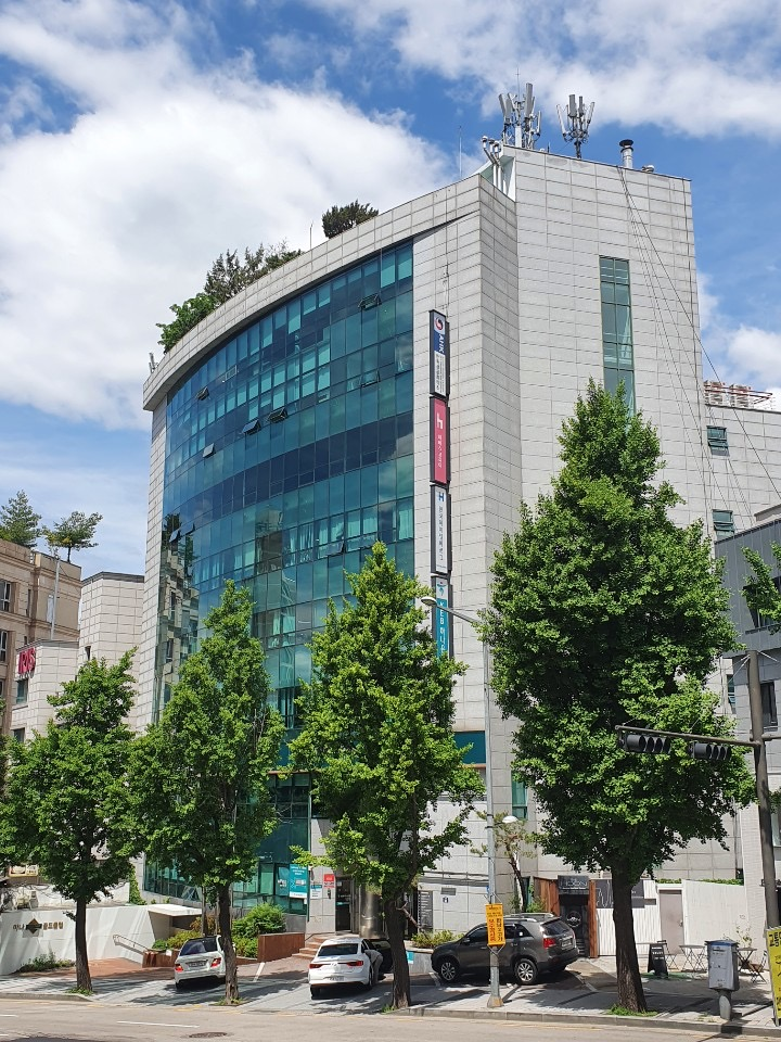 The new Hübner sales location in Seoul (Source: Hübner)