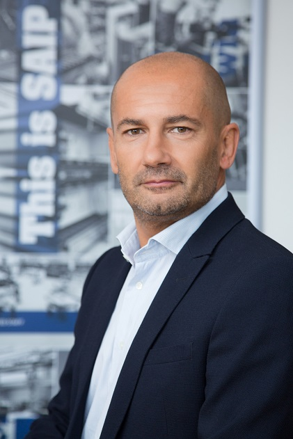 Luca Ceresa has been appointed new commercial director of Saip. (Source: Saip)