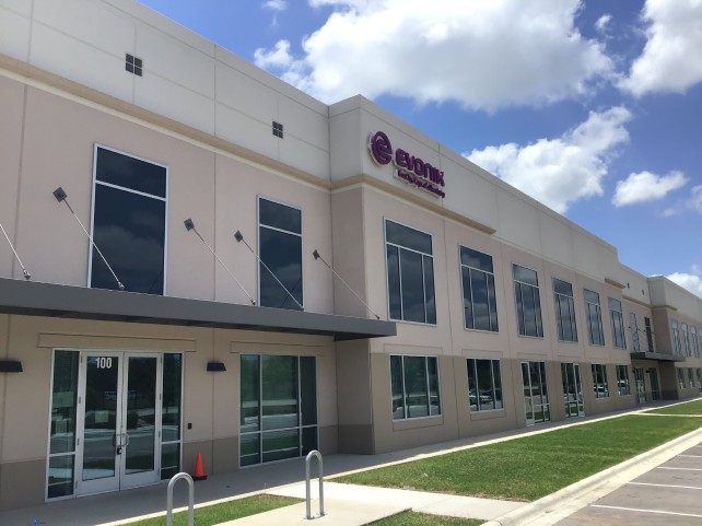 The new technology centre for 3D printing in Austin, TX, USA (Source: Evonik)