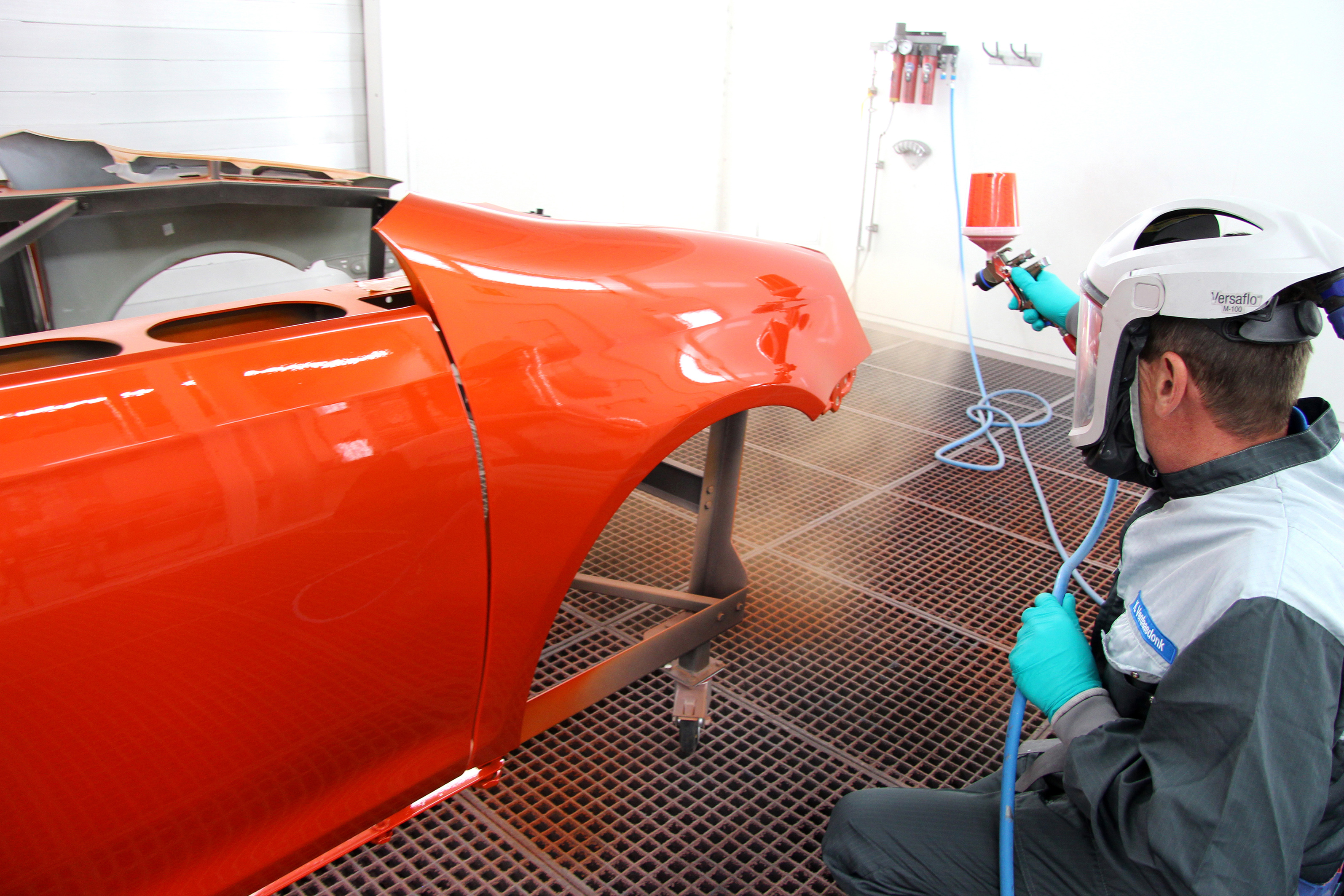 The new refinish product line is said to meet the highest expectations of modern body shops. (Source: BASF Coatings)