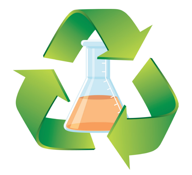Infigreen recycled content polyols can help users achieve circular economy goals. (Source: Emery Oleochemicals)