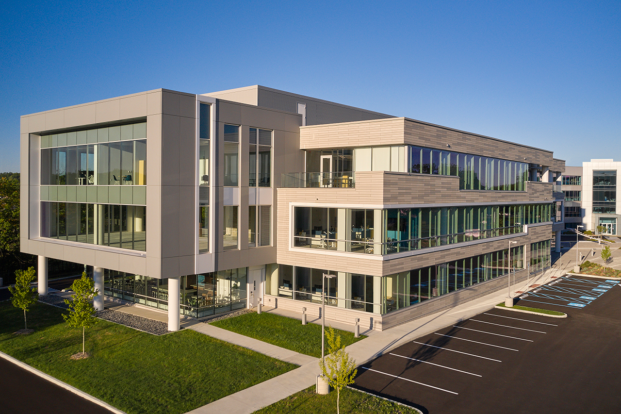 The new IMCD US headquarters is located in Westlake, Ohio, a suburb of Cleveland.(Source: IMCD / Roger Mastroianni)