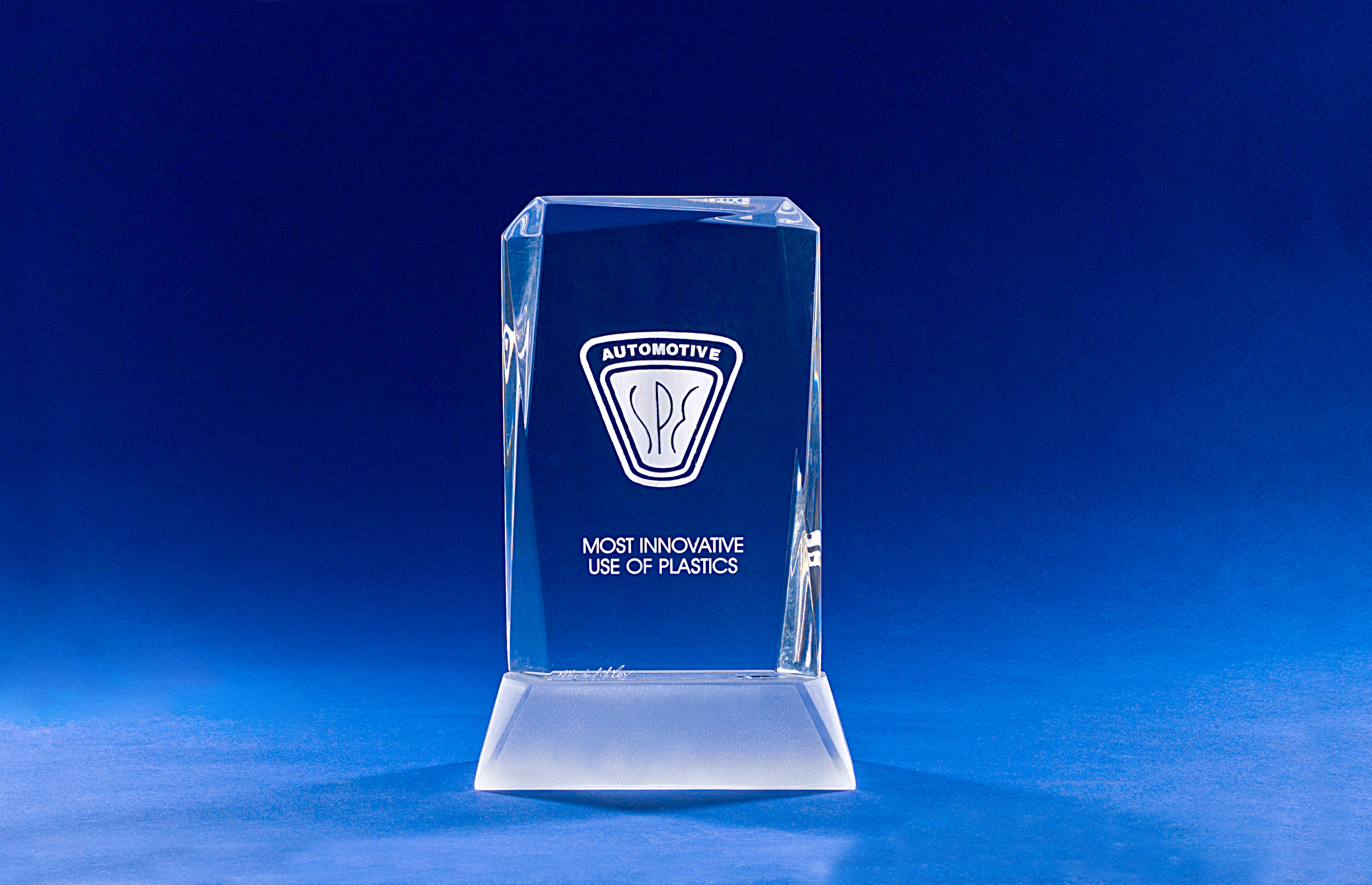 The Automotive Award of SPE Central Europe is awarded to innovative vehicle parts and components made of plastic. (Source: SPE Central Europe)