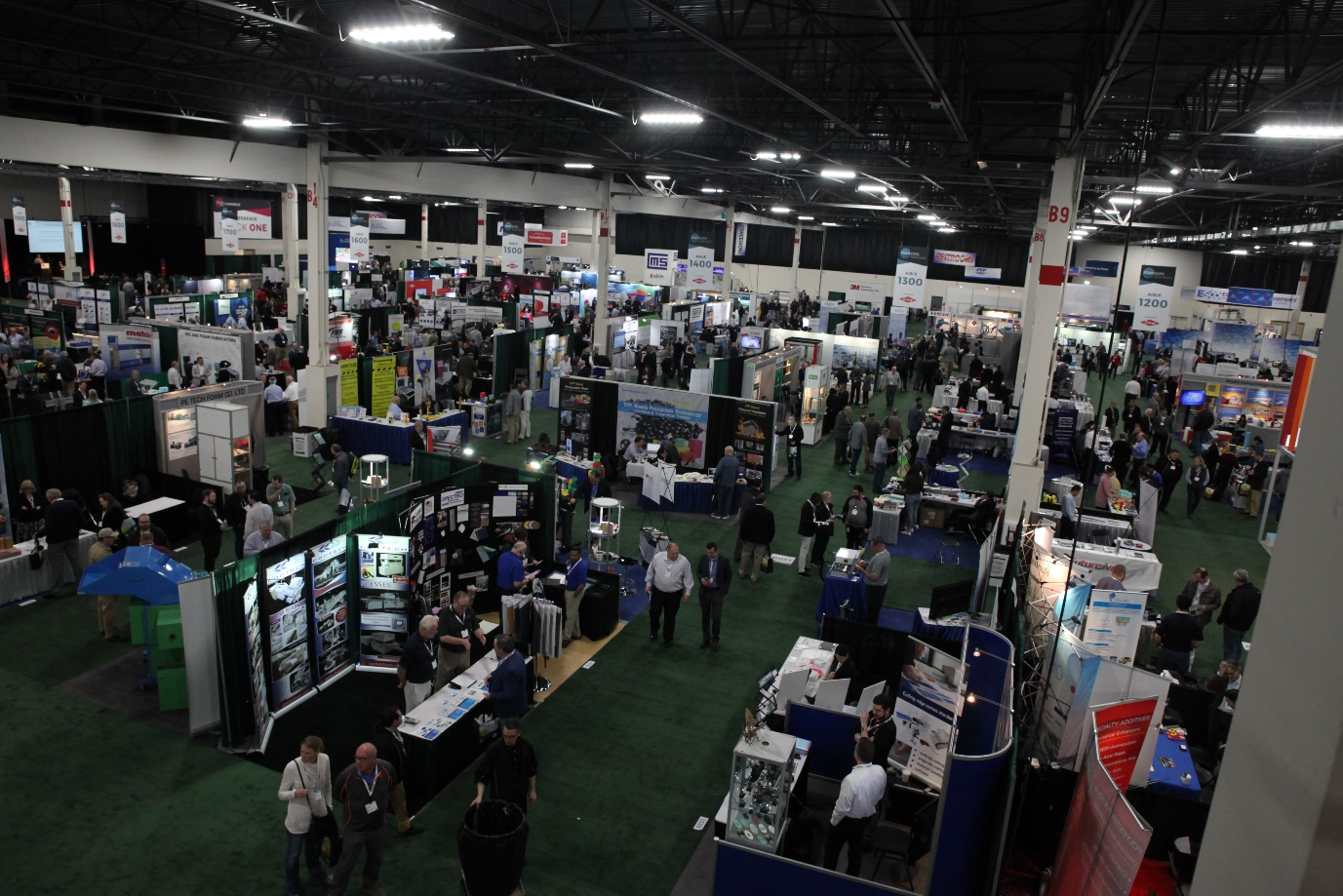 Foam Expo North America is a meeting place for the manufacturers, suppliers and buyers of technical foam products and technologies. (Source: Smarter Shows)