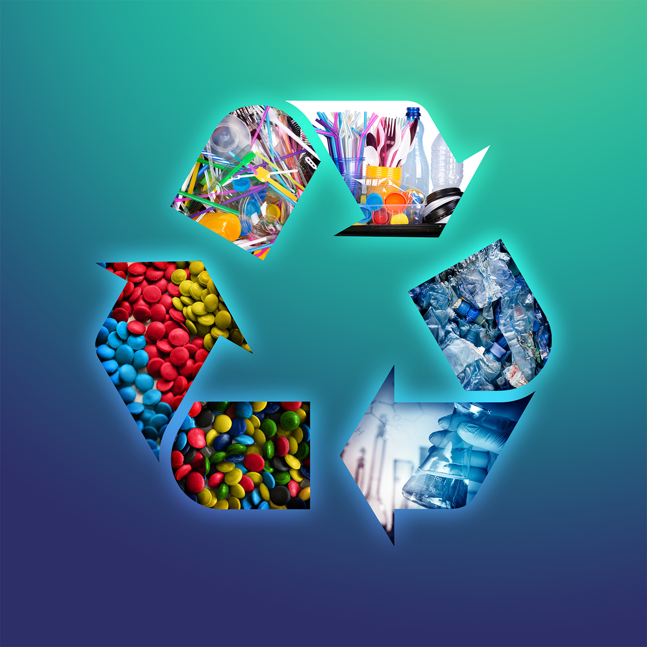 Keeping carbon in the cycle, thus avoiding plastic waste and emissions: That is the goal of the