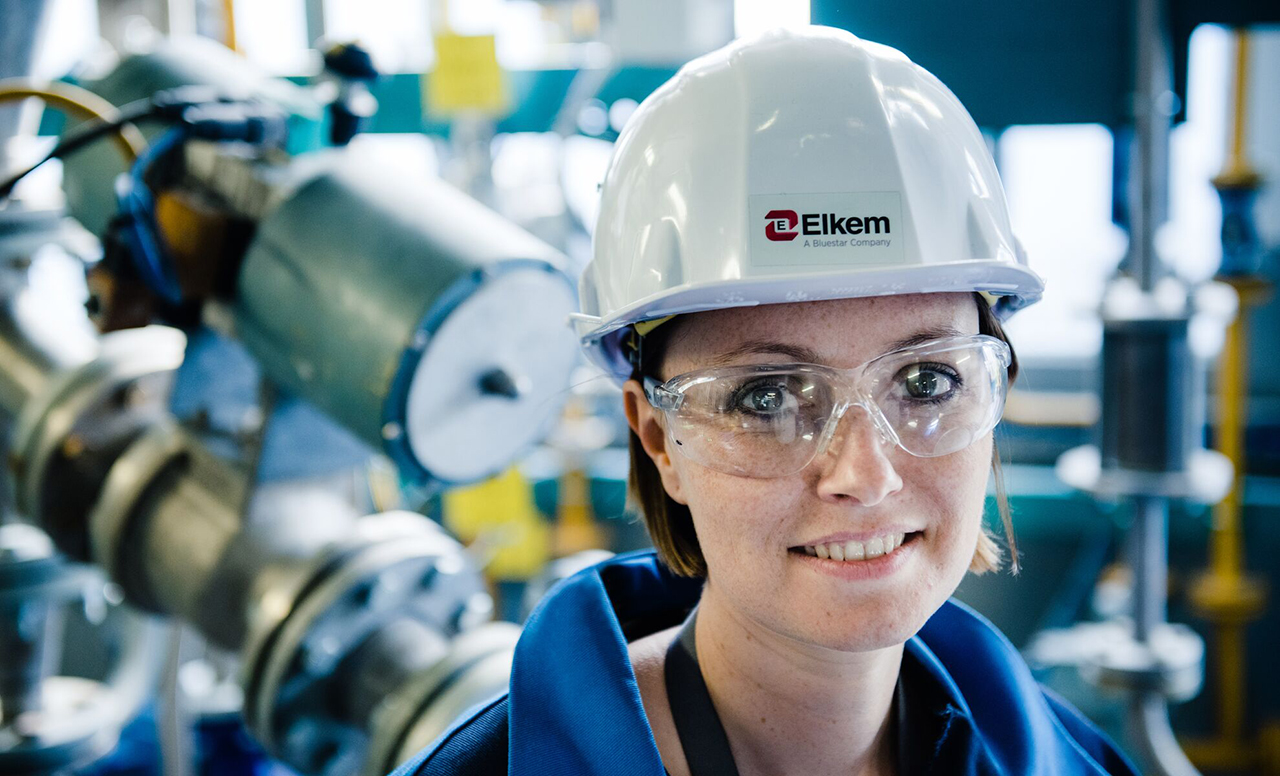 Elkem Silicones has more than 3,500 employees dedicated to providing silicone solutions. (Source: Elkem)