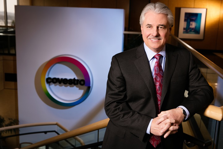 Jerry MacCleary (Source: Covestro)