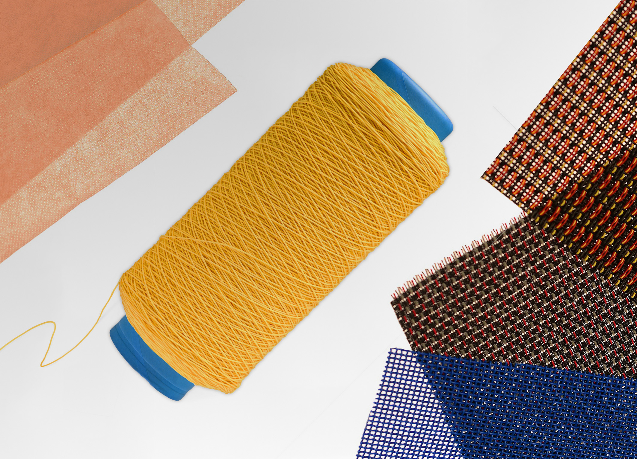 (Source: BASF) Due to its high elasticity and mechanical resilience, Elastollan is often used for the production of various basic materials in the textile industry.