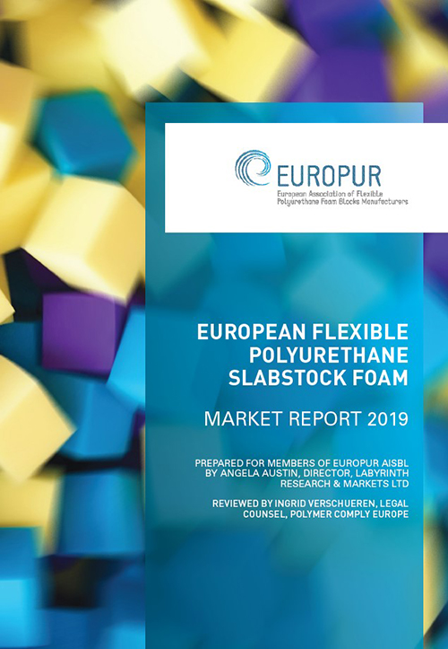 European Flexible Polyurethane Slabstock Foam – Market Report 2019 (Source: Europur)