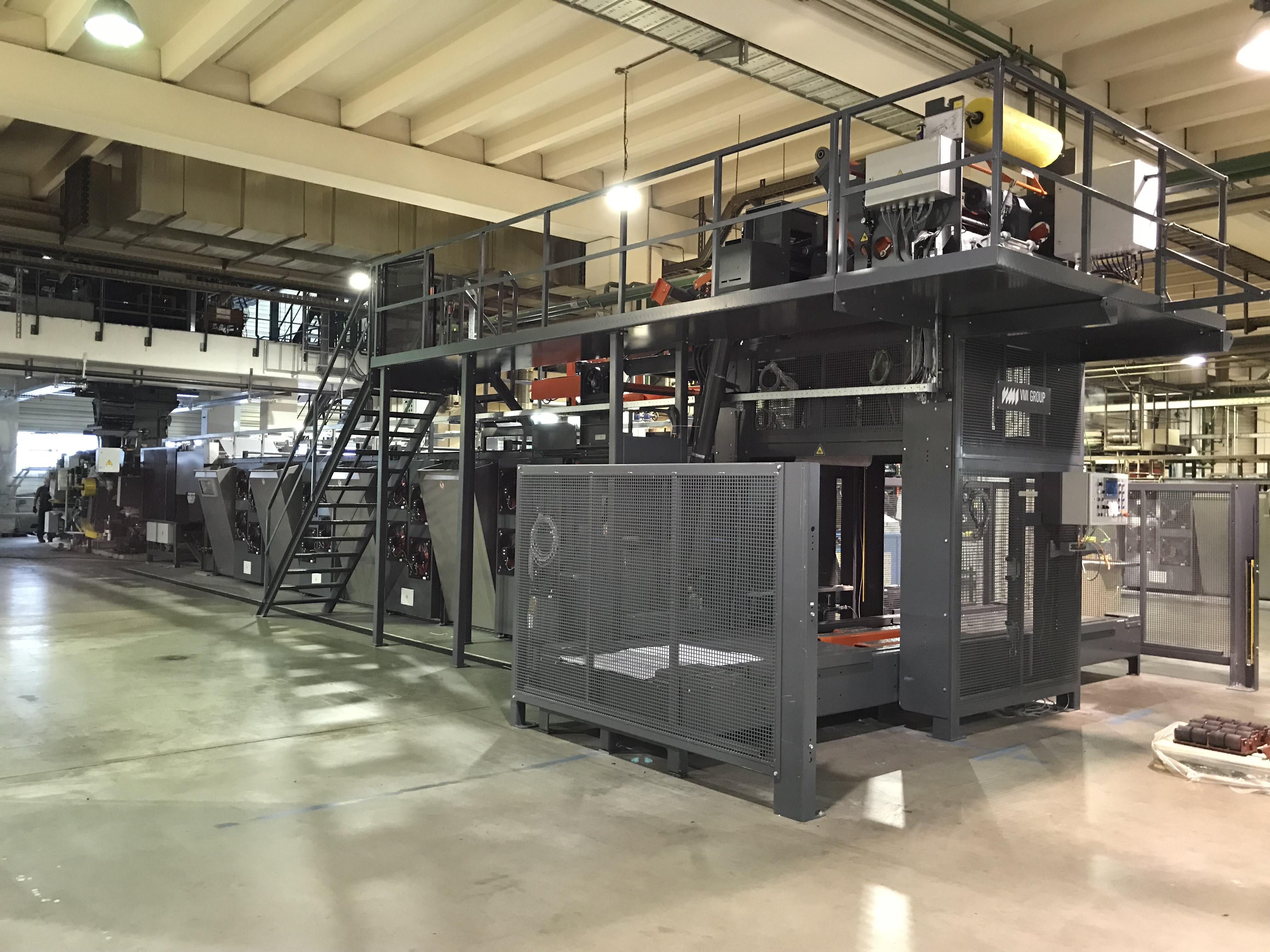 The new line at PTE in Lutherstadt Wittenberg, equipped with a 320 l kneader, enables more efficient technology with high quality for large-volume products. (Source: PTE)