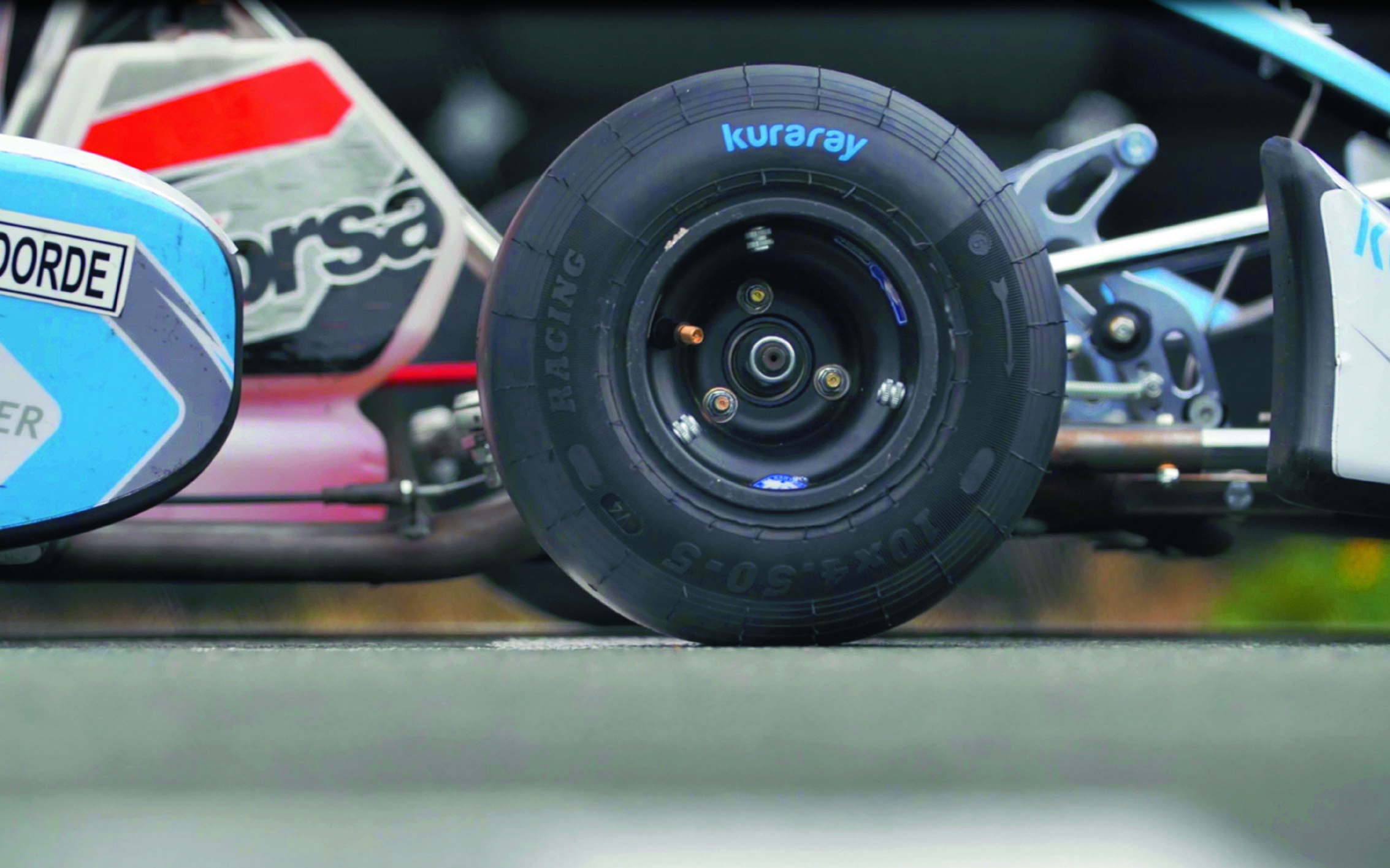 Liquid Rubber ensures tires have the best grip and a longer service life (Source: Kuraray)