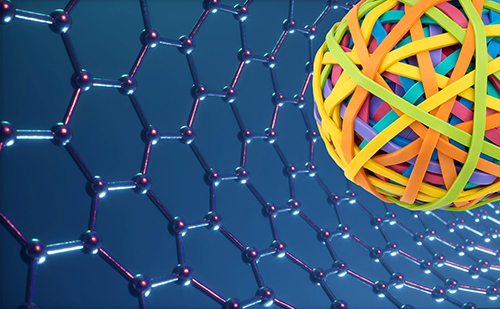 Haydale has developed a range of highly loaded functionalised nanomaterial dispersions in process oils that can improve the properties of elastomers (Source: Haydale)