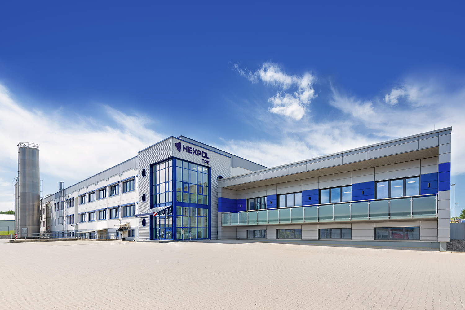 Hexpol TPE's plant in Lichtenfels, Germany (Source: Hexpol TPE)