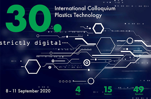 From 8 – 11 September 2020, the IKV will, for the first time, stage the 30th Colloquium Plastics Technology in digital format. (Source: IKV)
