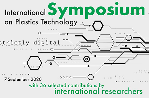 On the day before the colloquium, the IKV will host the International Symposium on Plastics Technology on 7 September 2020, with 36 contributions by international researchers. (Source: IKV)