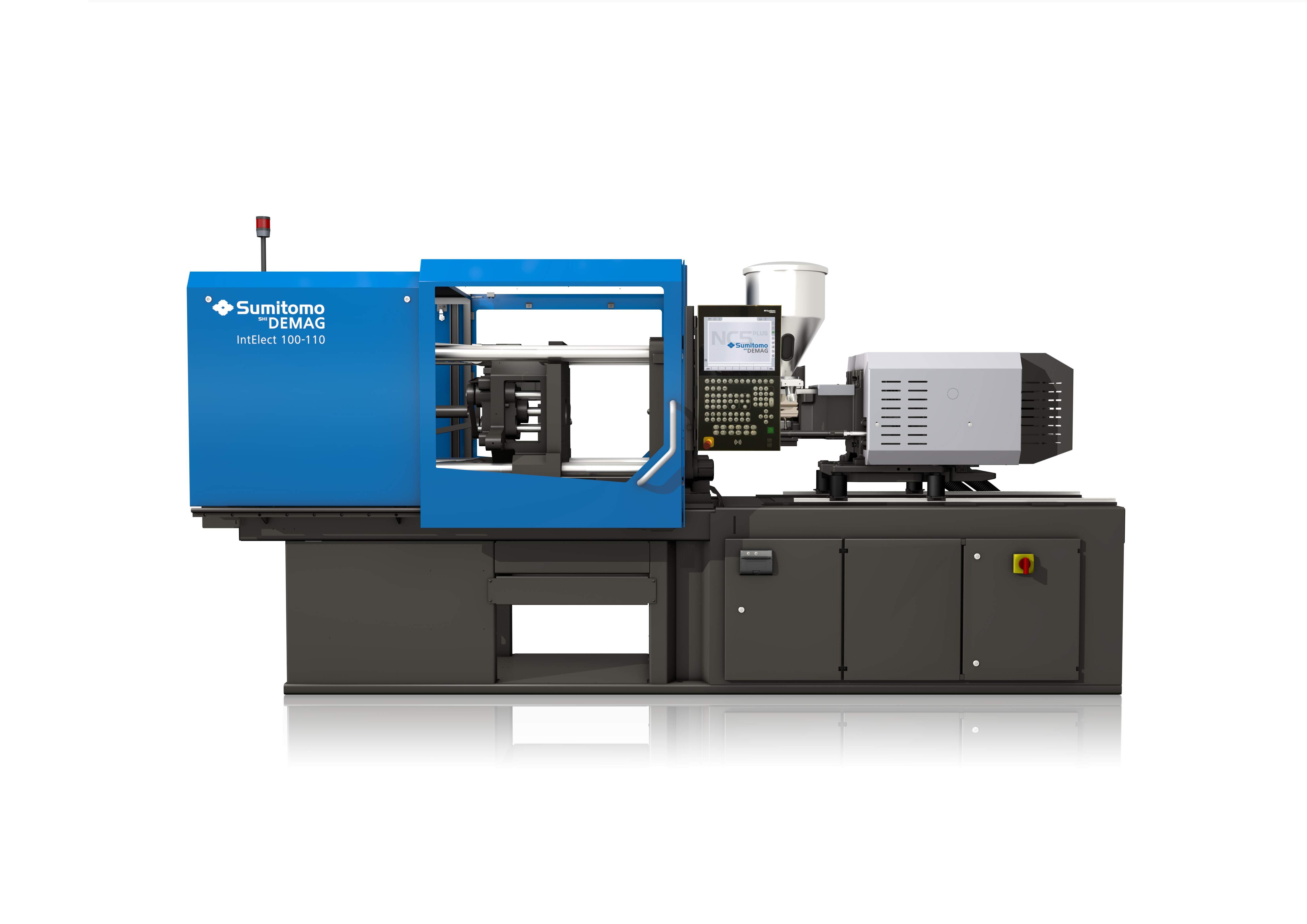 The new all-electric IntElect (Source: Sumitomo (SHI) Demag)