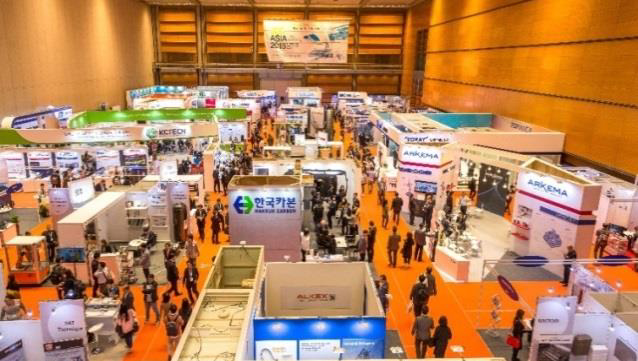 The 11th edition of JEC Asia will be held for the second time at the COEX Center in Seoul, South Korea (Source: JEC Group)