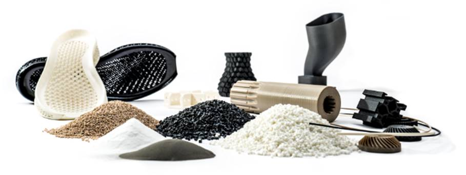 Lehmann&Voss offers polymers for injection moulding, extrusion, 3D printing and electrostatic coating (Source: Lehmann&Voss)