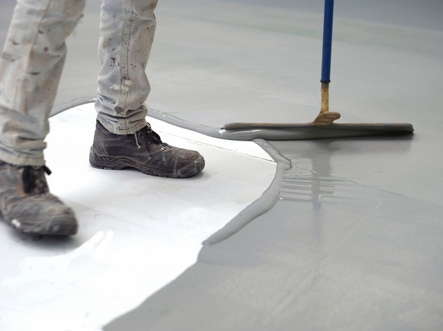 Non-reactive but highly protective industrial floor coatings (Source: BASF)