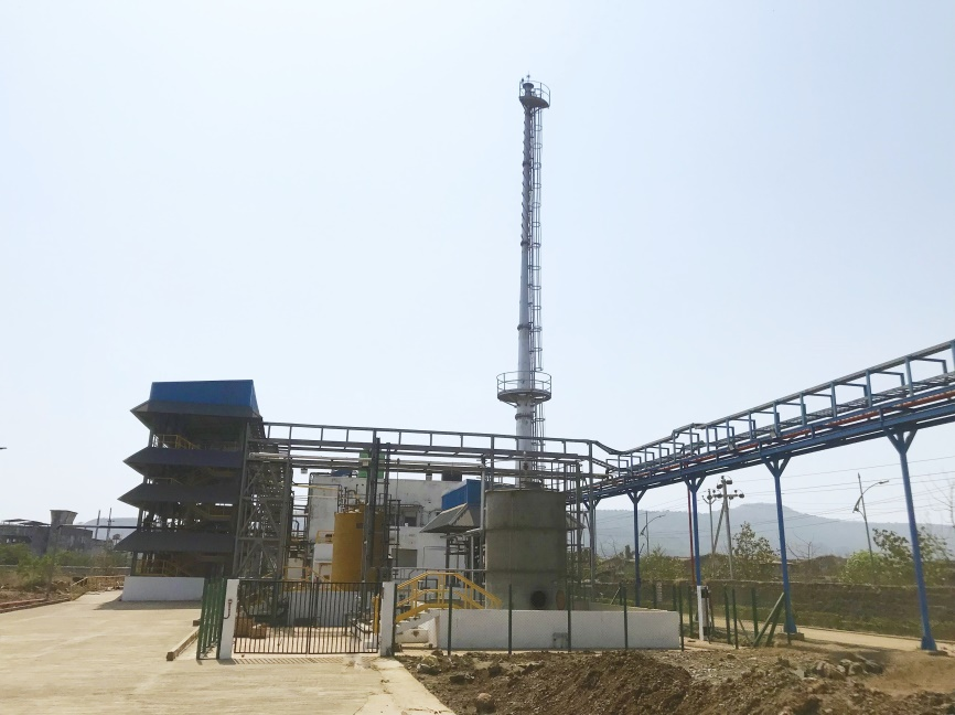 Nouryon has completed a EUR 4 million expansion of the organic peroxides production at the Mahad site. (Source: Nouryon)