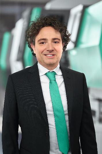Raffaele Abbruzzetti has been at the helm of the Arburg subsidiary in Italy since January 2019. (Source: Arburg)
