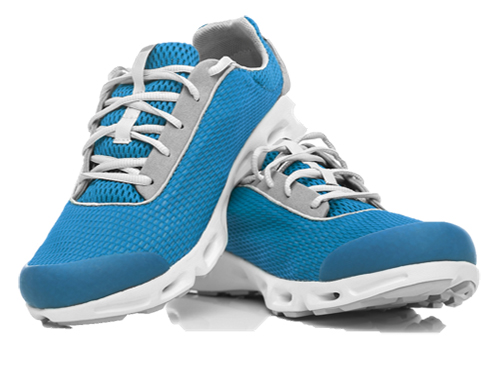 Texon Halo provides structural support in athletic and sports shoes (Source: Texon)