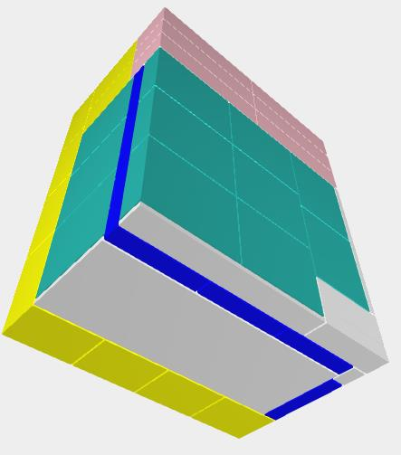 The new 3D nesting software Bäumer Cube provides an optimum workflow for vertical cutting machines (Source: Bäumer)