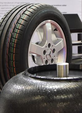 Lanxess will be showcasing its solutions for tyre manufacturing at the Tire Technology Expo 2020 in Hanover, Germany. (Source: Lanxess)