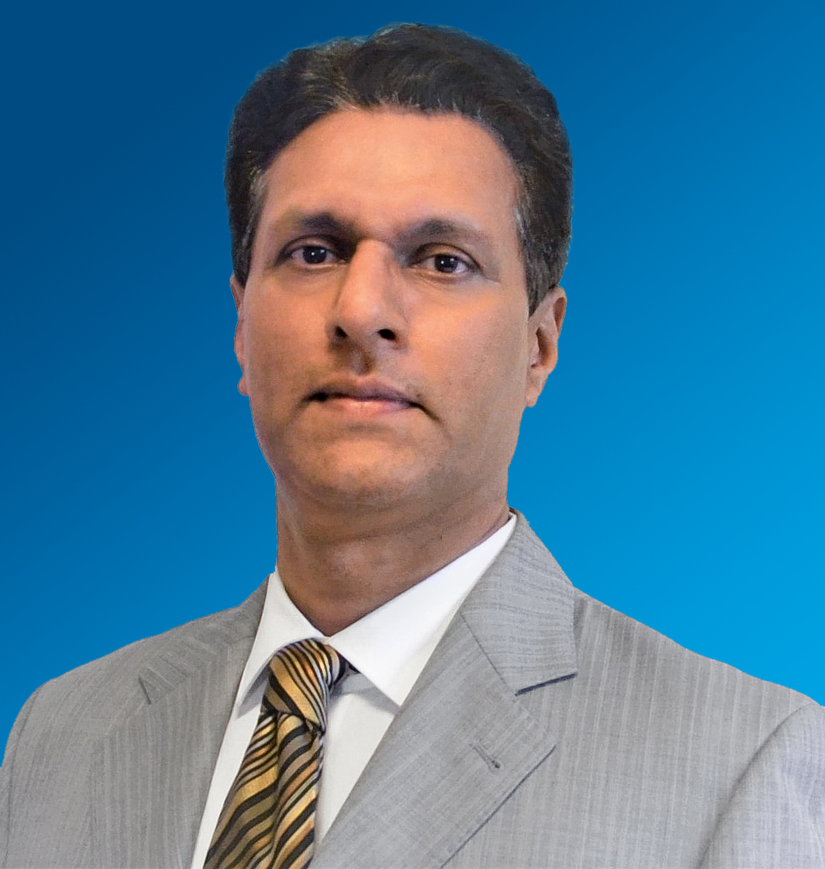 Bharat Sharma is KraussMaffei Group's new head of the Asia-Pacific region. (Source: KraussMaffei)