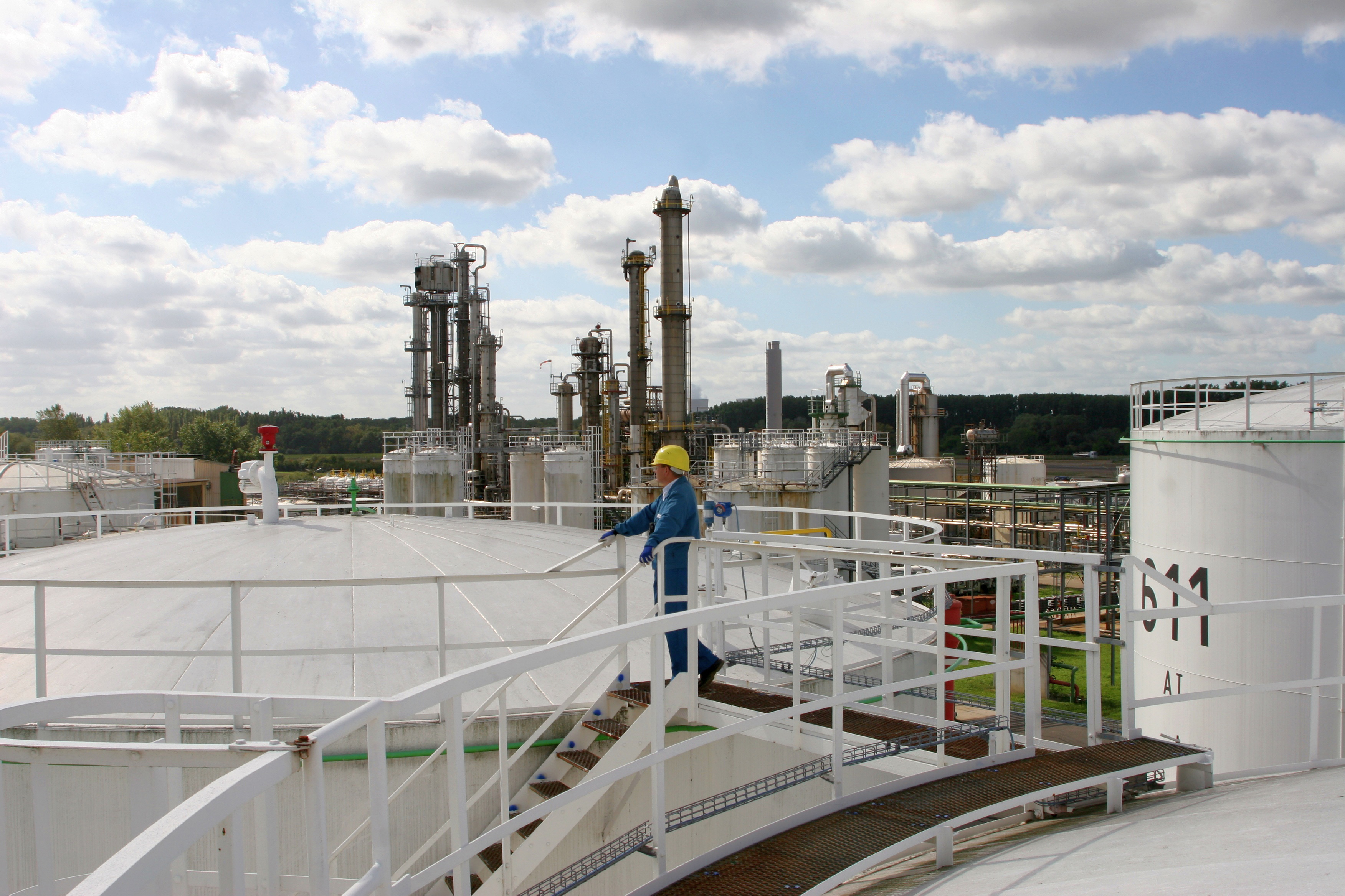 With the completion of the new hydrogenation plant at the German site in Speyer, Haltermann Carless will become one of the largest cyclopentane producers worldwide. (Source: Haltermann Carless)