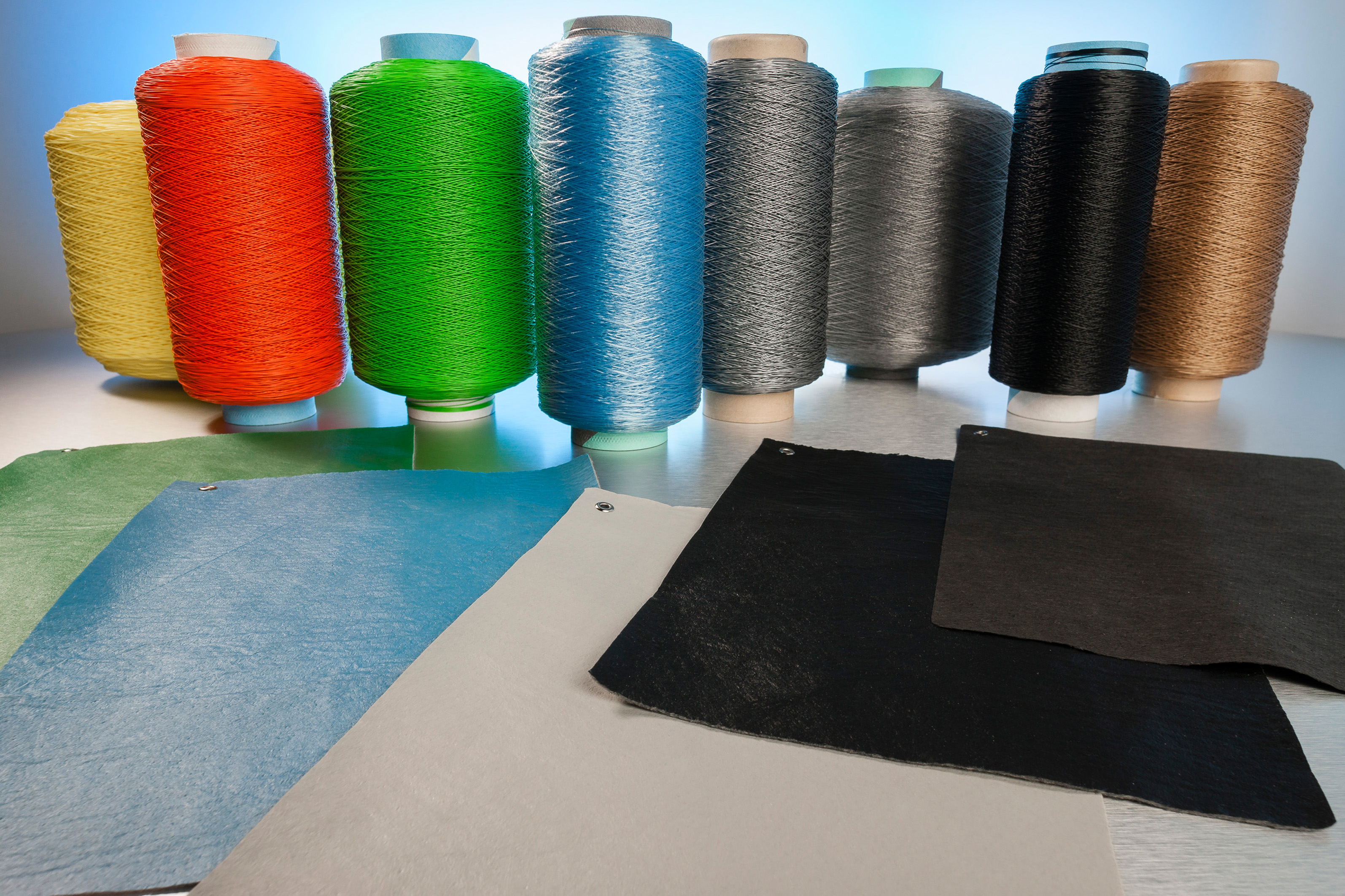 BASF will be presenting a wealth of materials for textile applications at the Techtextil 2019. (Source: BASF)
