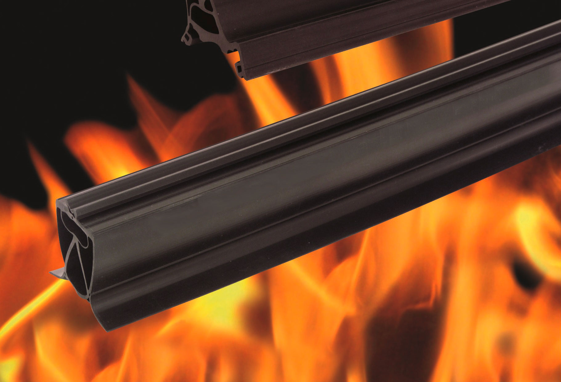 The new fire retardant compounds Sunaflex T9606 and Sunaflex T9613 from Compounds AG are suitable for extrusion applications.