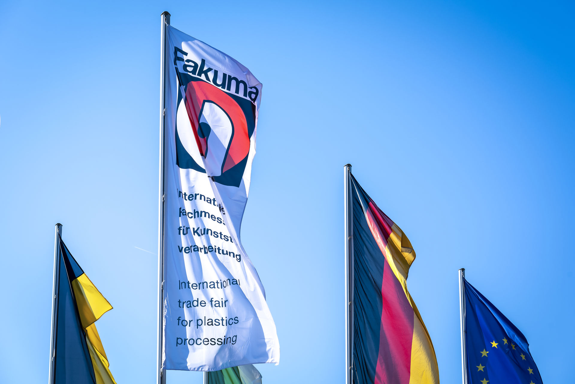 The next Fakuma will take place from 12 – 16 October 2021 in Friedrichshafen, Germany. (Source: P. E. Schall)