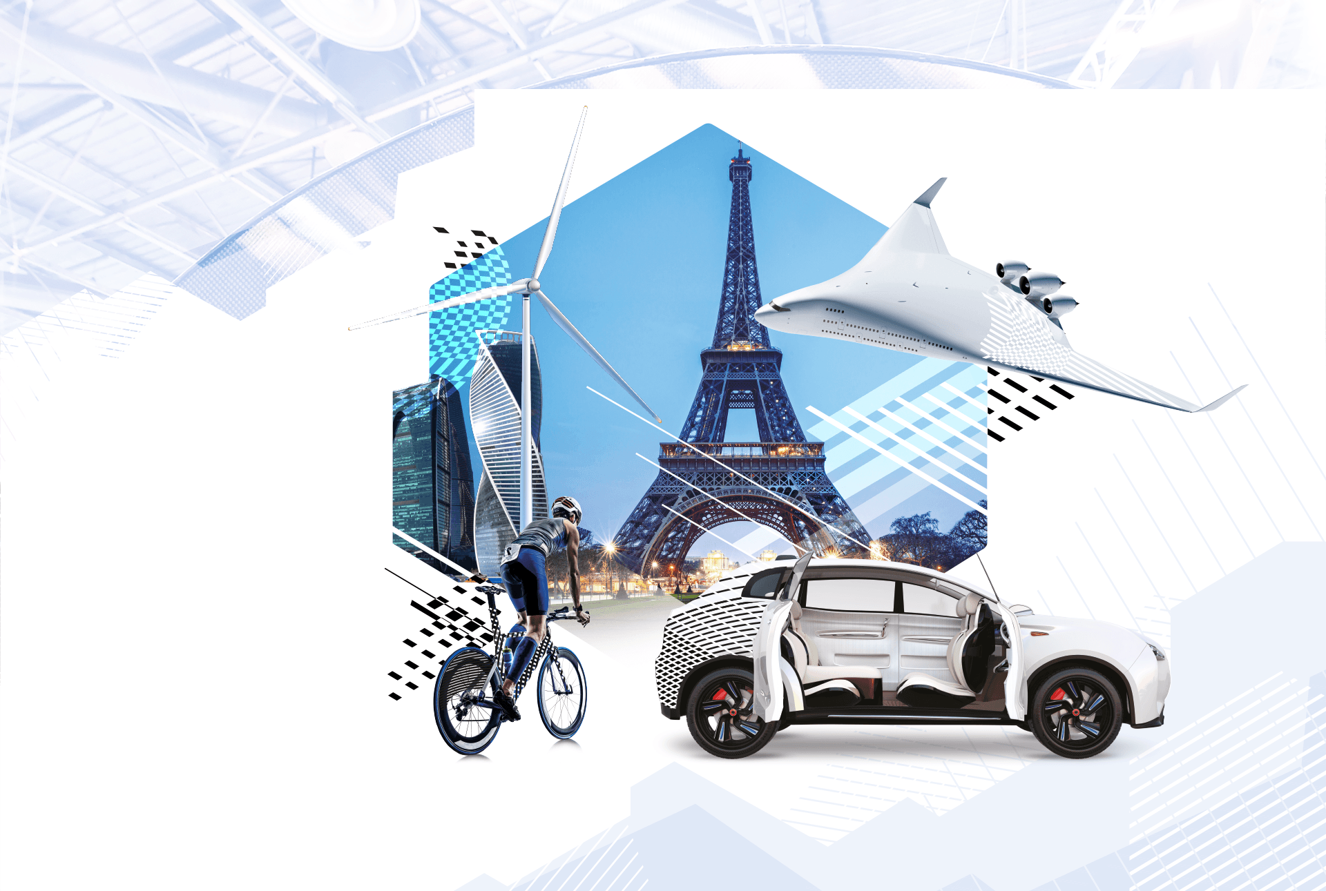 JEC Group has postponed the next edition of JEC World to 1 – 3 June 2021 at Paris Nord Villepinte. (Source: JEC Group)