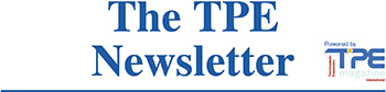 The TPE Newsletter